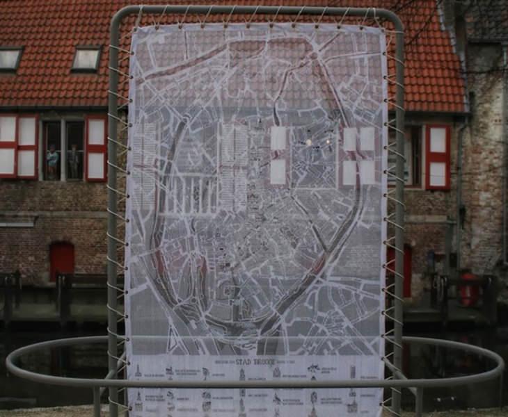 Bruges-Lace