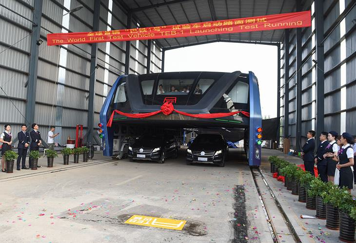 China, bus, amazing, invention