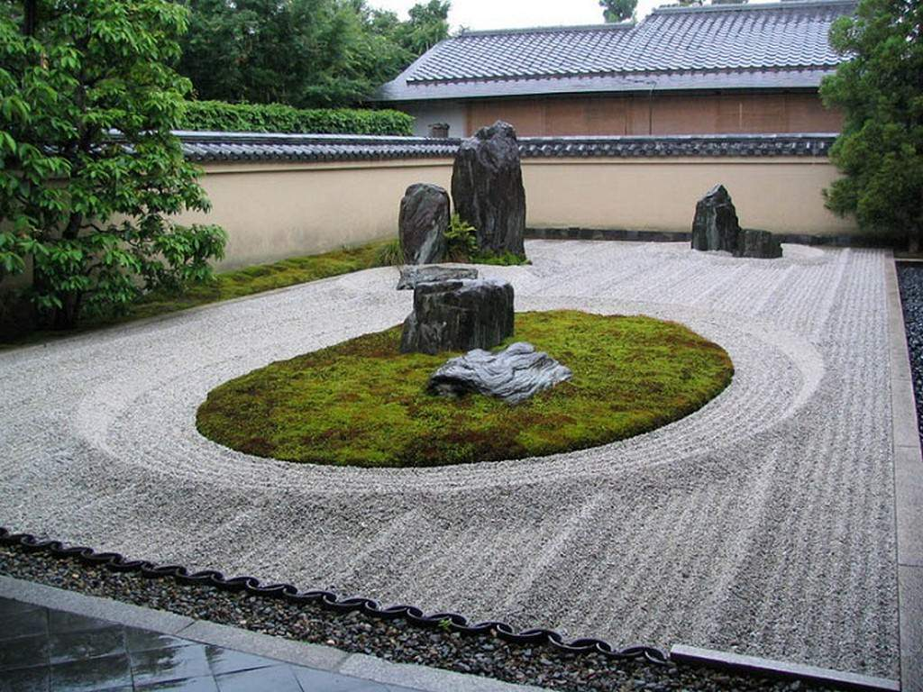 I 39 ve never seen gardens as beautiful as japan 39 s travel Pictures of zen rock gardens