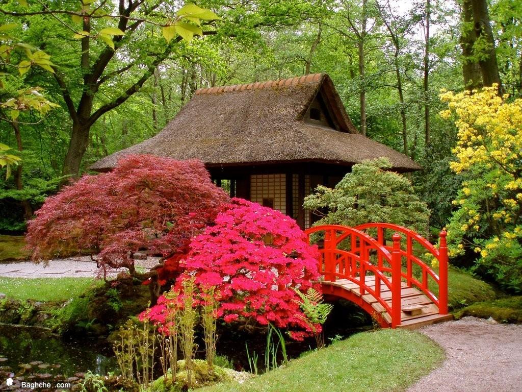 Ancient japanese gardens - Gardens Japan