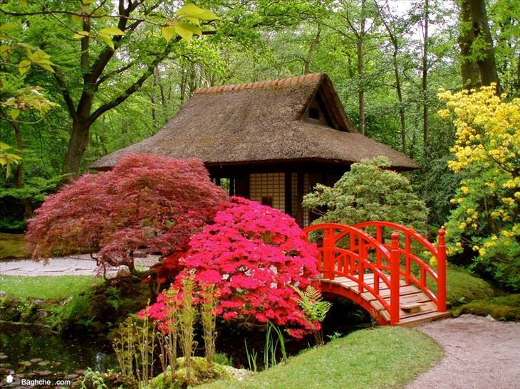 Japanese Garden i've never seen gardens as beautiful as japan's! | travel - babamail