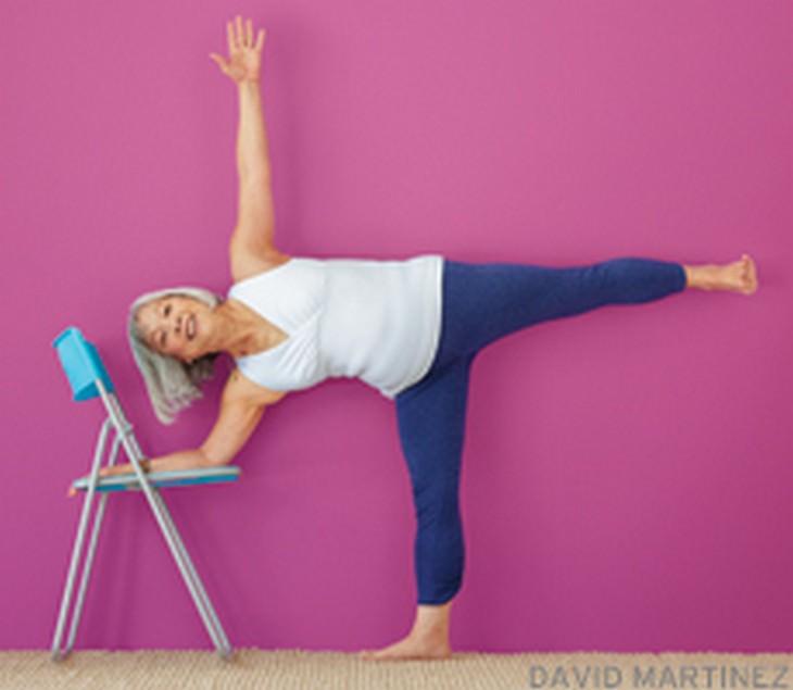 Osteoporosis, yoga