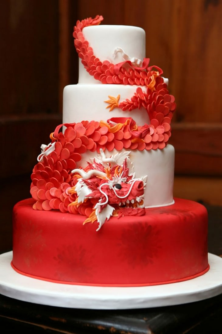 cakes, beautiful, artistic