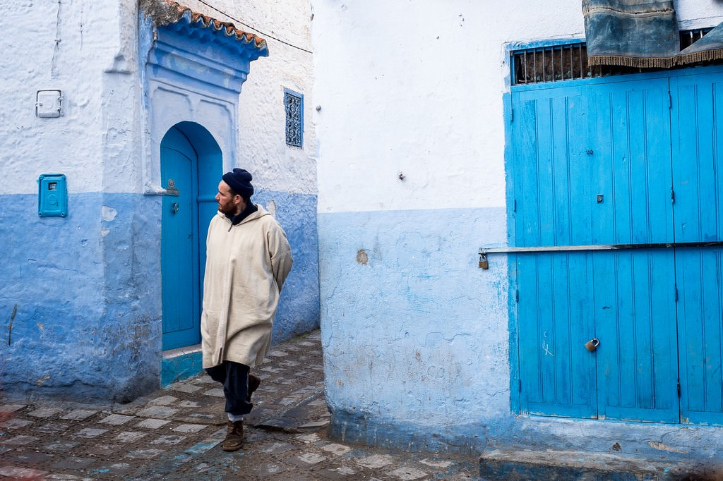 Visit Chefchaouen The Great Blue City Of Morocco Travel BabaMail - Old town morocco entirely blue