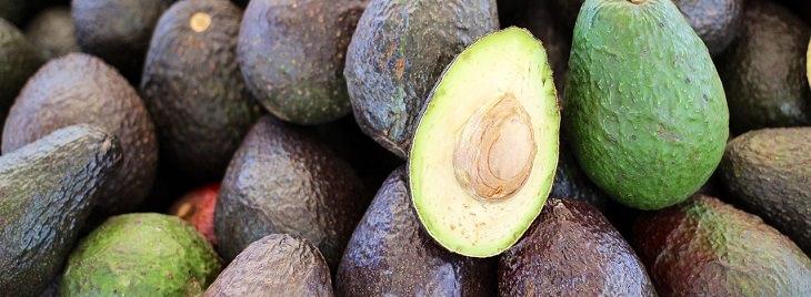 avocado frozen