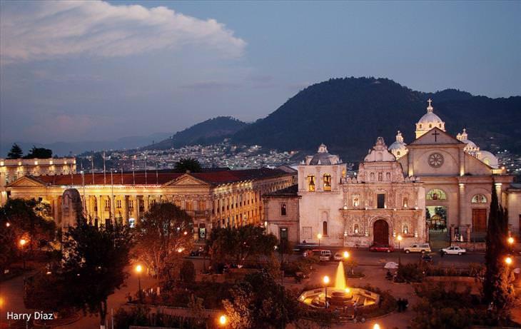 Guatemala, travel