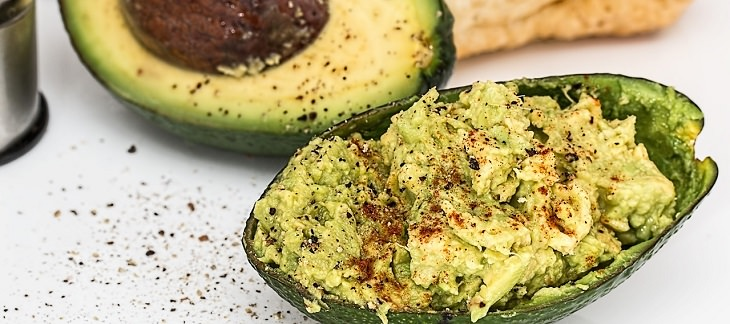 avocado, mash