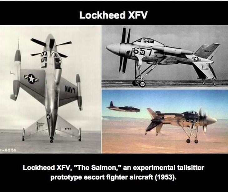 Weird - planes