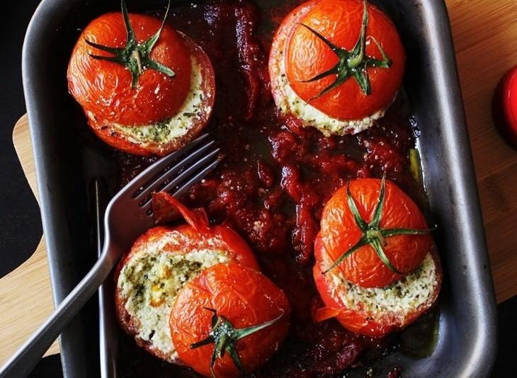 vegetables, stuffed, recipes