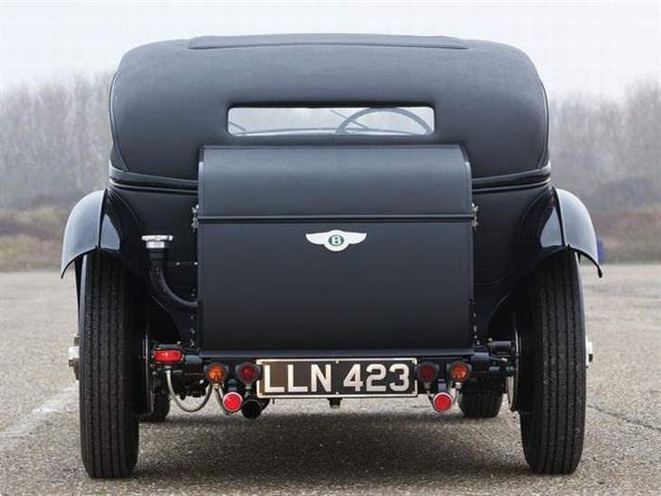 bentley classic car