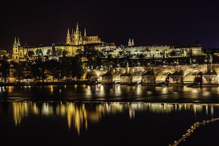 Prague, travel