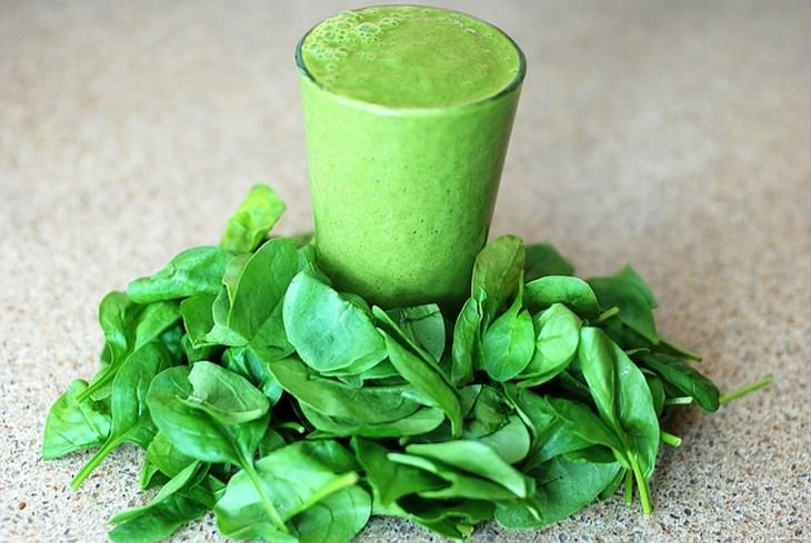 spinach, health, food