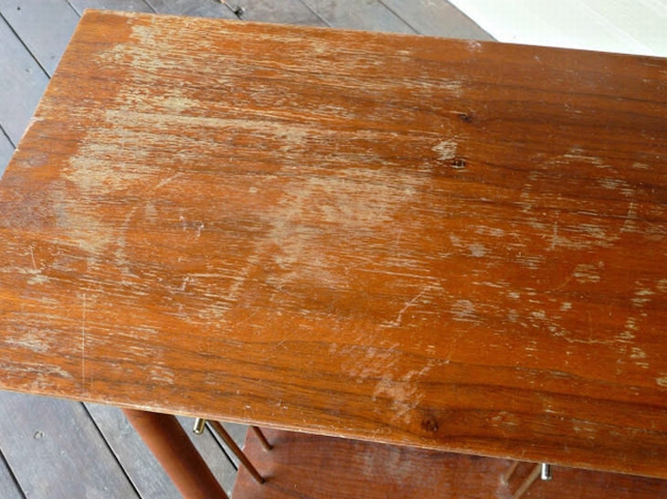 An Amazing Two Step Fix For Scratched Furniture Tips And Updates Babamail
