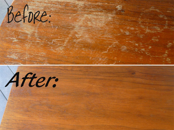 scratched-furniture-fix - An Amazing Two-Step Fix For Scratched Furniture Tips And Updates