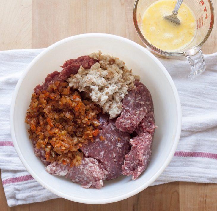 Easy - Meatloaf - Recipe