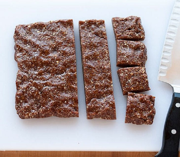 3-ingredient - Energy - Bars