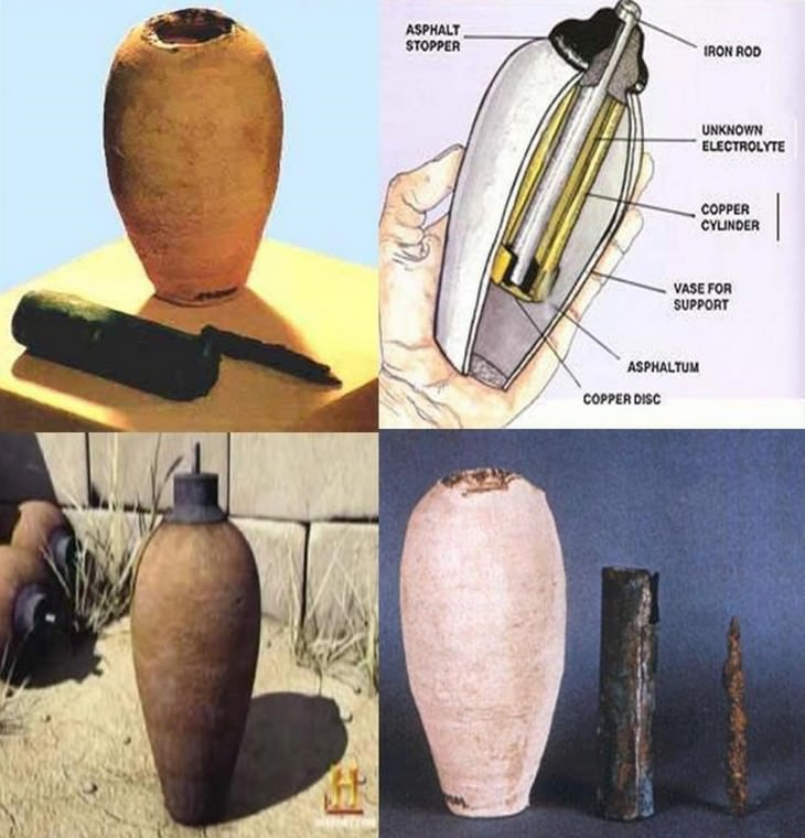 mystery objects,