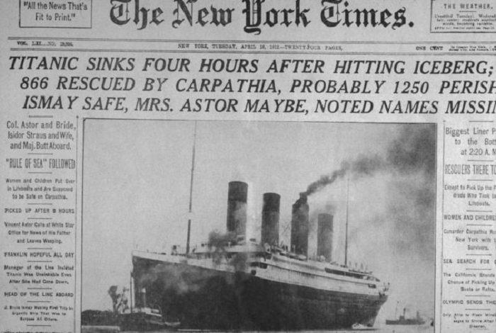 vintage headlines