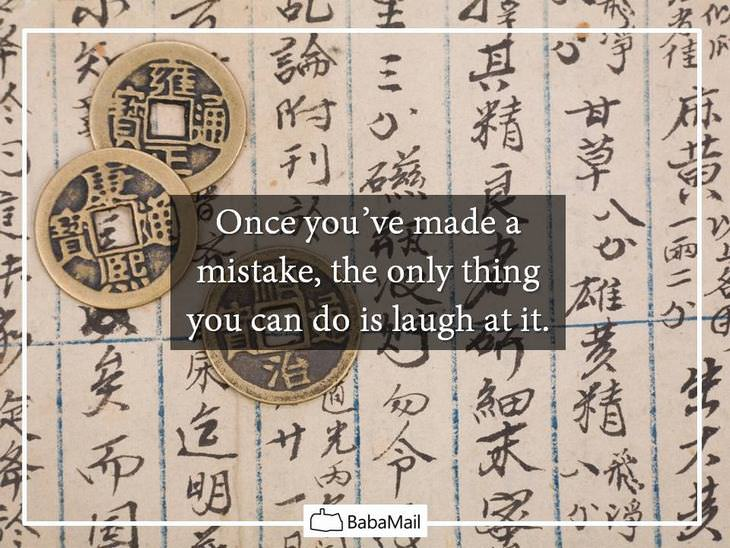 Chinese Sayings