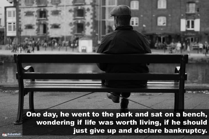 Old man - Inspiring - Story