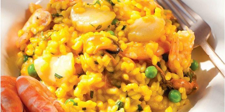 Recipe - Seafood - Risotto