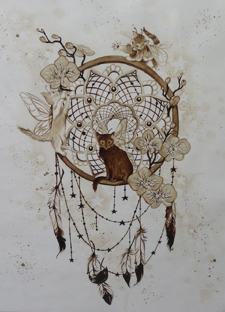 Tammy Wales - Coffee - Art