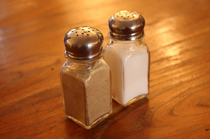 Image result for The Pepper Shaker at a Restaurant Has More Germs Than the Toilet