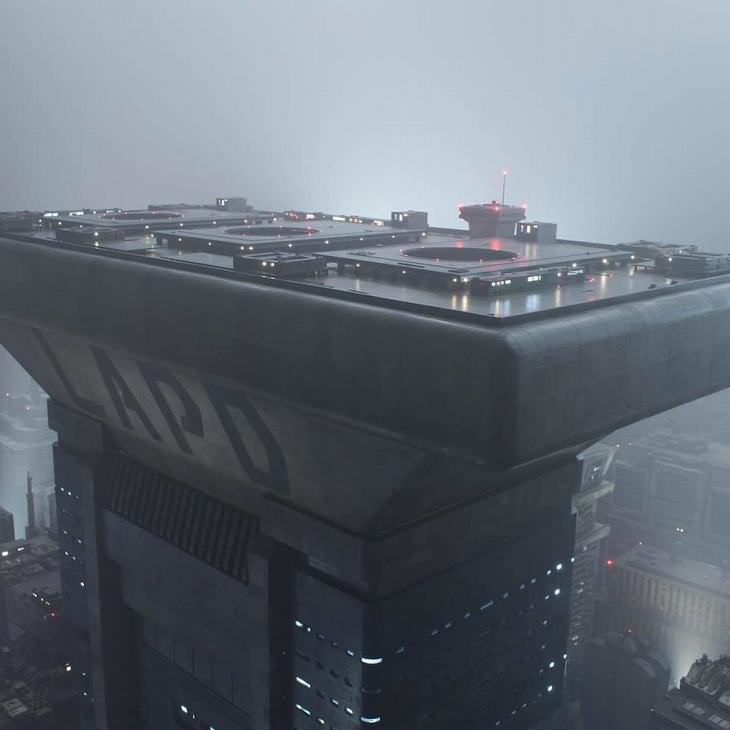 The Miniature Film Set Used For Blade Runner Art BabaMail - The miniature set used for blade runner 2049 will change the way you see movies