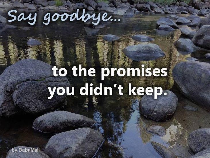 proxy - let us say GOODBYE - Inspiration & Hope