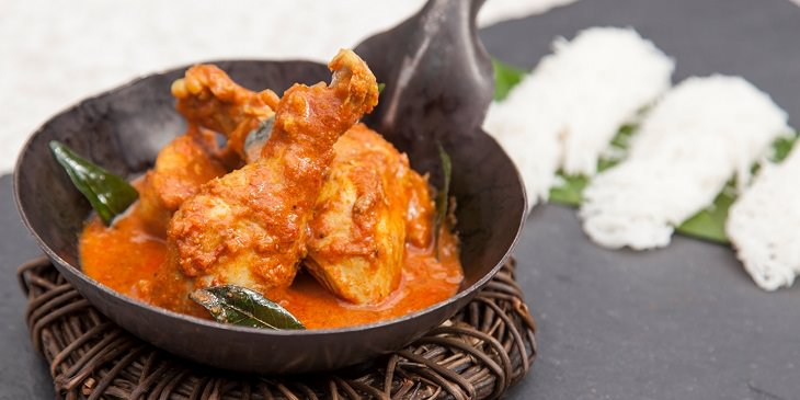 Recipe - Chicken - Curry