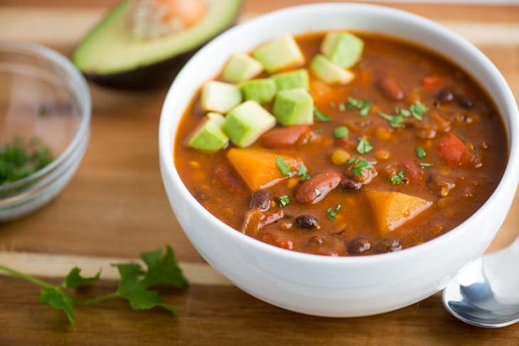 Recipe - Vegan - Chili