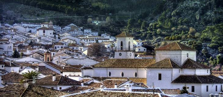 Spain, towns, travel