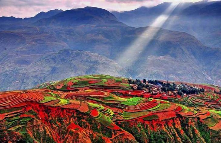 red-china-dongchuan