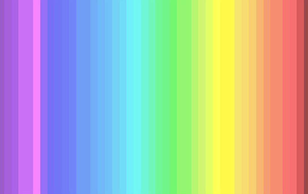 How Many Colors Do You See Only 1 In 4 Can See Them All