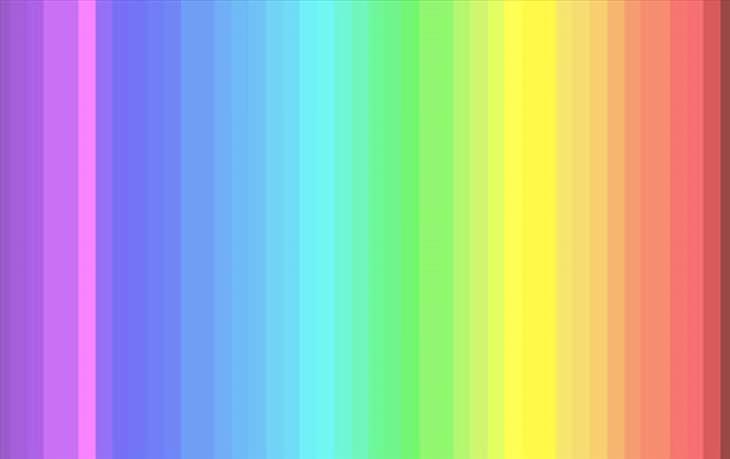 colors, spectrum, sight, vision, test