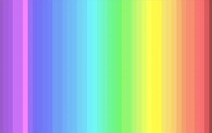 color, spectrum, test, vision