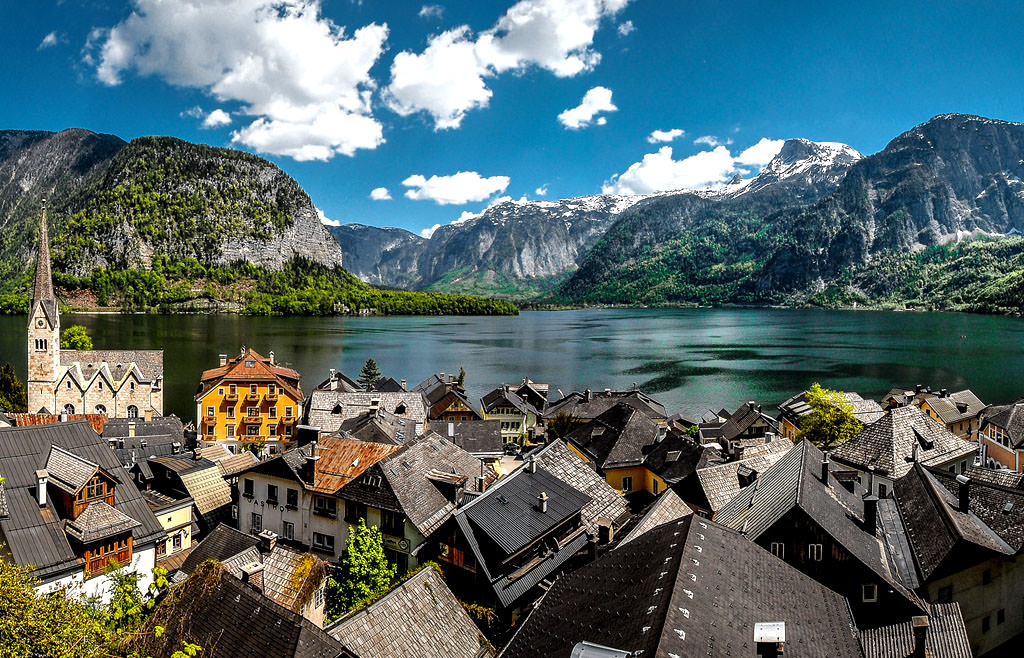 Europe's Most Stunningly Beautiful Villages