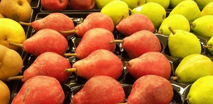 pears, health