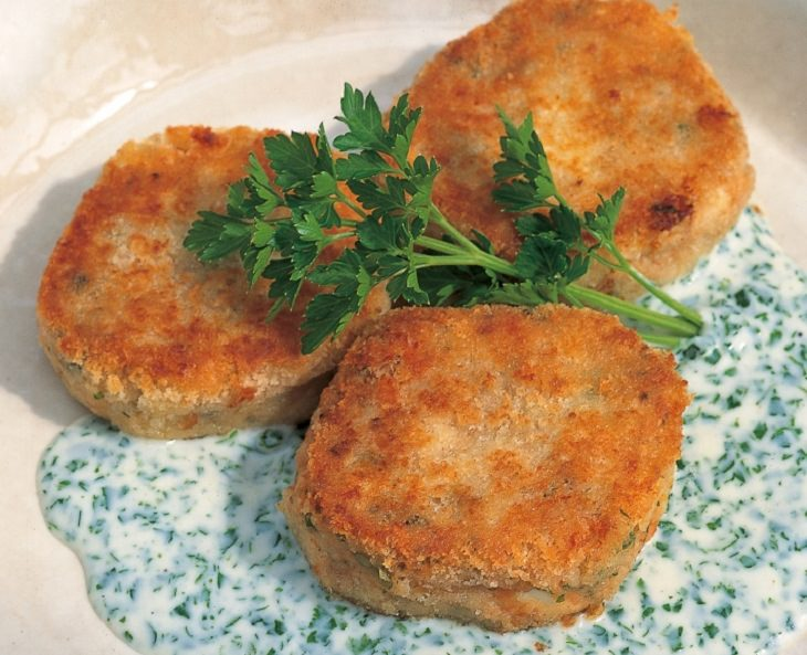 Recipe - Salmon - Fishcake