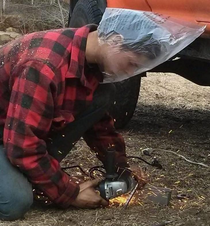 DIY fails, men,                                                          funny, photos