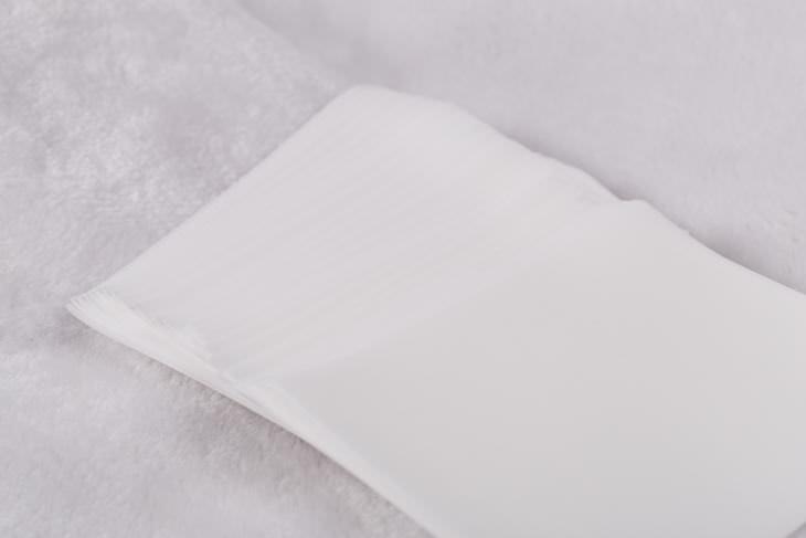 dryer sheets warning
