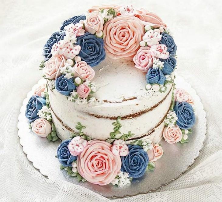 Tastiest Cakes In The World Flowers