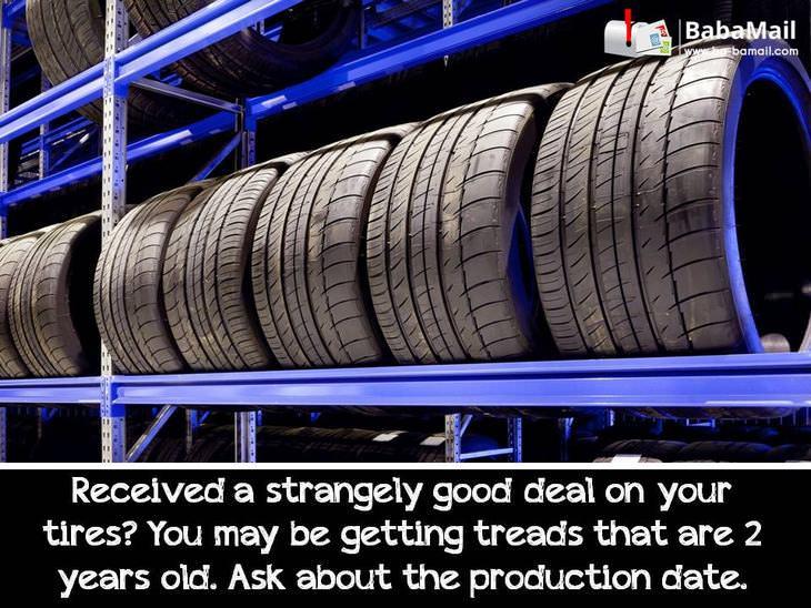 mechanic tips