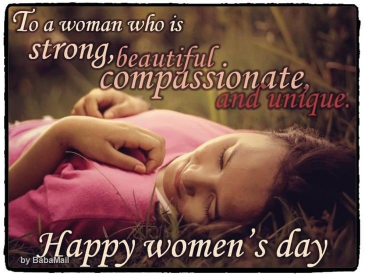 greetings cards, women's day