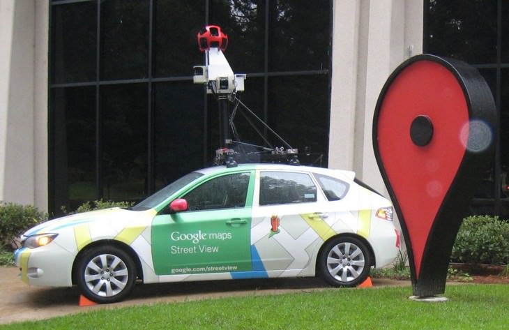 places, google, street view, interactive
