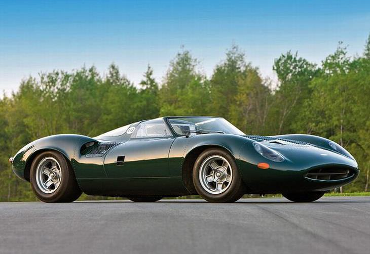 12 Unique and Classic Cars They Only Made One Of