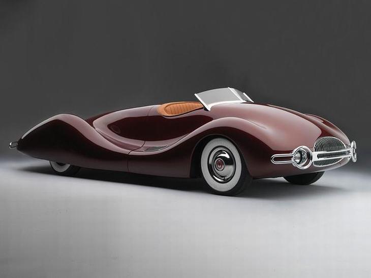 12 unique cars