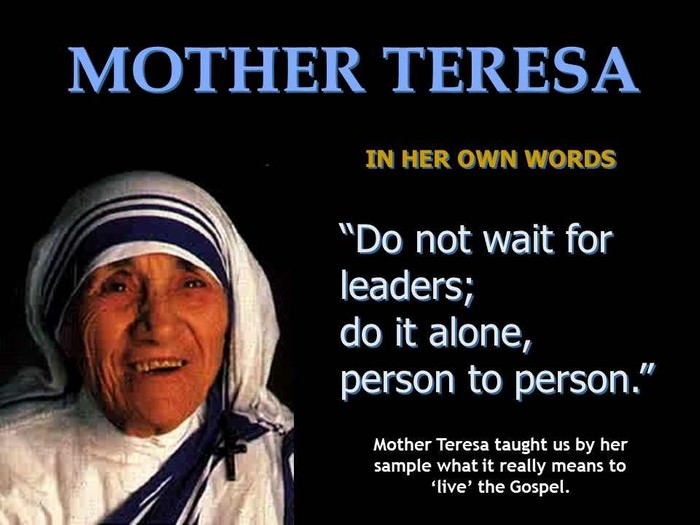 a biography of mother teresa the roman catholic religious sister and missionary Mother teresa blessed teresa of calcutta was a roman catholic religious sister and missionary of albanian origin who lived most of her life in india she was born on 26 august 1910 in the.