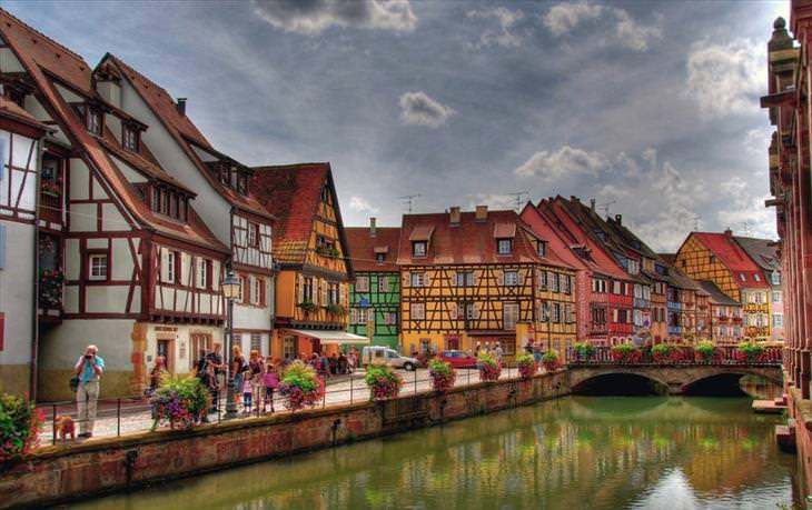 picturesque towns