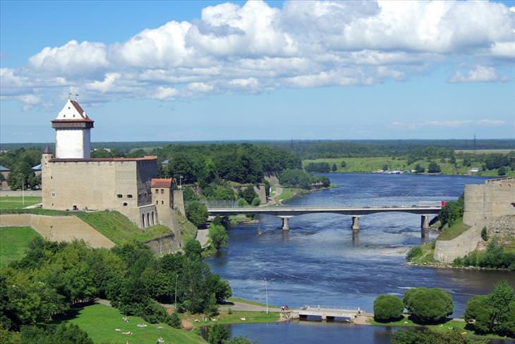 Estonia, photos, travel, information